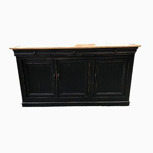 Antique Elm Buffet
