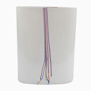 Model 48226 Glass Vase by Bertil Vallien for Kosta Boda, 1980s