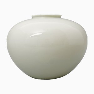 Art Deco Onion-Shape Celadon Porcelain Vase by Trude Petri for KPM Berlin