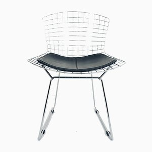 Vintage Dining Chairs by Harry Bertoia, Set of 10