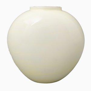Vaso vintage a forma di cuore di Trude Petri per KPM Berlin