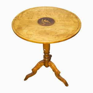 Charles X Citron Wood Table, 1835