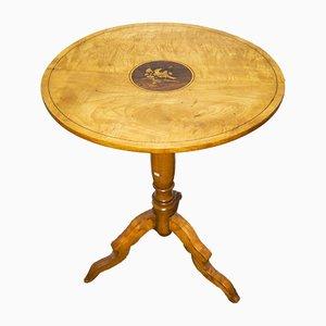 Charles X Tisch aus Zitronenholz, 1835