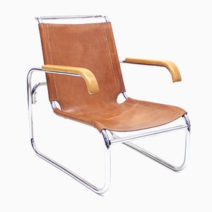 B35 Chair by Marcel Breuer for Thonet, 1930s