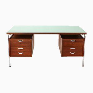 Schreibtisch aus Teak & Resopal, 1960er