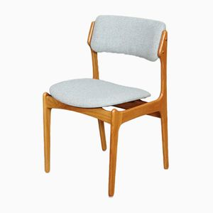 Mid-Century Danish Model 49 Chair by Erik Buch