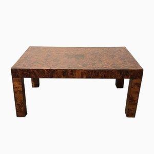 Table Basse avec Plateau en Marqueterie, 1960s