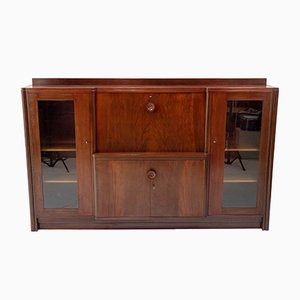 Art Deco Buffet Cabinet by G.J. Vastenholt for Max Coini, 1924