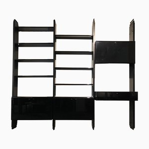 Lacquered Modular Wall Unit from Behr, 1980s