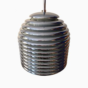 Saturno Hanging Lamp by Kazuo Motozawa for Staff, 1972