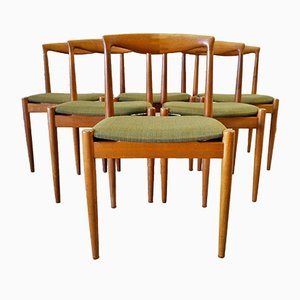 Mid-Century Chairs by Arne Vodder for Vamø, Set of 6