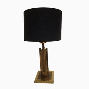 Lampada da tavolo di Willy Rizzo per Lumica, anni '80