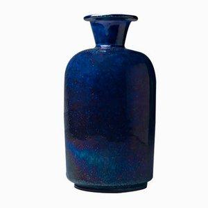 Vase with Aniara Glaze by Berndt Friberg for Gustavsberg, 1969