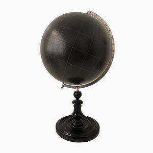 Vintage Globus aus Schiefer von Räths