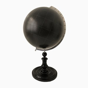 Vintage Slate Globe from Räths