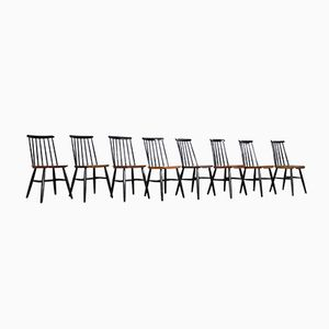 Fanett Chairs, 1960s, Set of 8