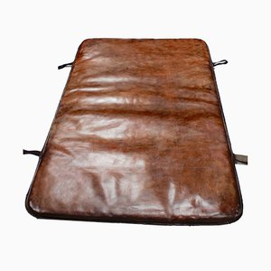 Vintage Leather Gym Mat