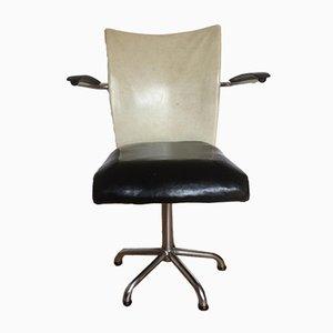 Sedia da scrivania di Gebroeders de Wit, anni '60