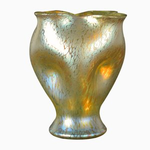 Art Nouveau Glass Vase from Loetz, 1900s