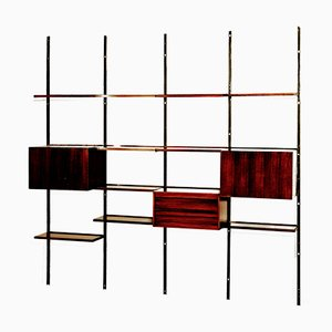 E22 Wall Unit by Osvaldo Borsani for Tecno, 1960s