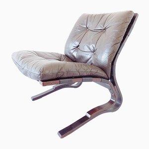 Kengu Lounge Chair by Elsa & Nordahl Solheim for Rybo Rykken, 1970s