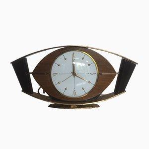 Uhr in Augen-Optik von Metamec, 1960er