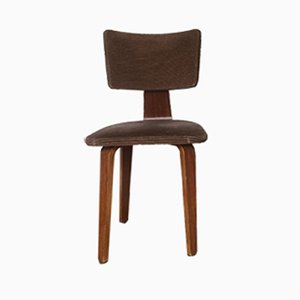 Mid-Century Dining Chair by Cor Alons & J.C. Jansen for Den Boer Gouda