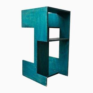 Chaise Haute Moderniste par Piet Hein Stulemeijer, 1968