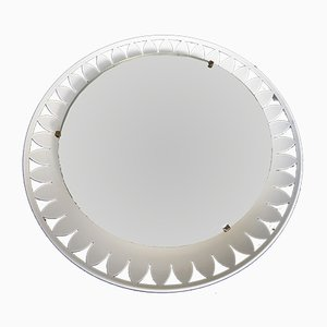 Illuminated Mirror by Ernest Igl for Hillebrand, 1950s