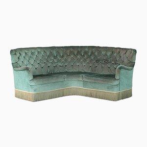 Canapé d'Angle Vintage par Osvaldo Borsani pour ABV, 1940s