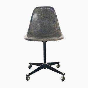 Sedia da ufficio Mid-Century di Charles & Ray Eames per Herman Miller, anni '50