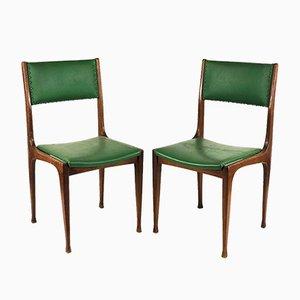 Chaises No. 693 par Carlo de Carli pour Cassina, 1955, Set de 2