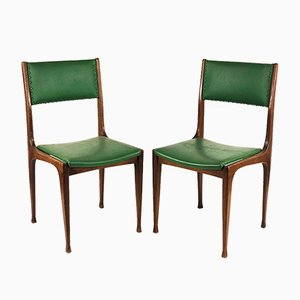 No. 693 Chairs by Carlo de Carli for Cassina, 1955, Set of 2