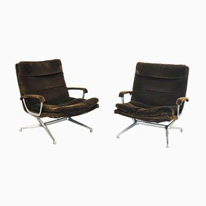 Armchairs by Paul Tuttle for Braun, 1966, Set of 2