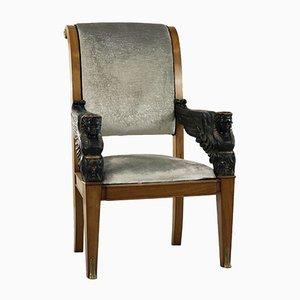 Empire Style Armchair, 1900s