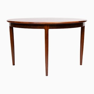 Danish Rosewood Model 15 Dining Table by N.O Moller for J.L Mollers, 1960s