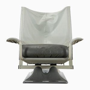 Aeo Lounge Chair by Archizoom & Paolo Deganello for Cassina, 1970s