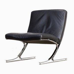Chaise Berlin par Meinhard Von Gerkan pour Knoll Inc., 1970s