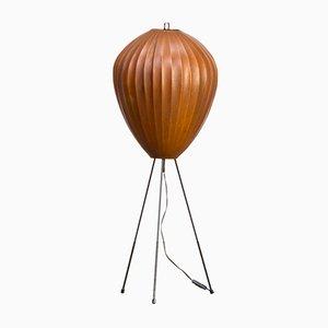 Lámpara de pie Jumbo con trípode de H. Klingele para Artimeta, años 70
