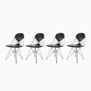 Bikini Chairs by Charles Eames, 1980s, Set of 4