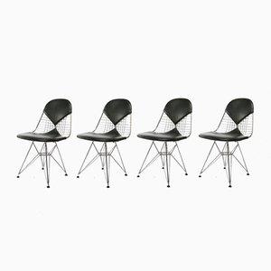Bikini Stühle von Charles Eames, 1980er, 4er Set