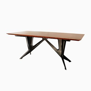 26 Dining Table by Ico Parisi for Fratelli Rizzi, 1950s