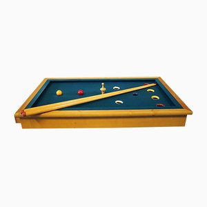 Table Billiards Game, 1950s