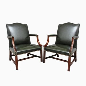 Gainsborough Armchairs, 1920s, Set of 2