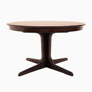 Table de Salle à Manger Extensible en Palissandre par Niels Koefoed pour Hornslet Møbelfabrik, 1960s