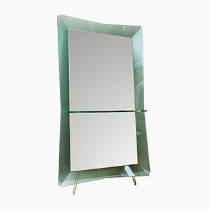 Großer italienischer Spiegel, 1960er