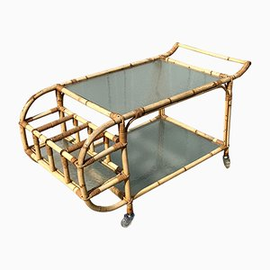 Danish Bar Cart by Viggo Boesen, 1930s