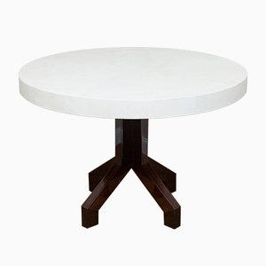 Italian Dining Table by Aldo Tura, 1960s