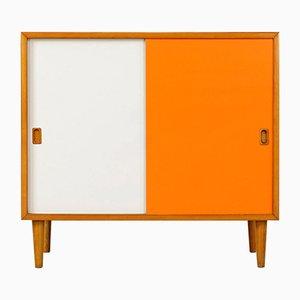 Kleines Sideboard aus Teak von Kajsa & Nils Strinning für String, 1960er