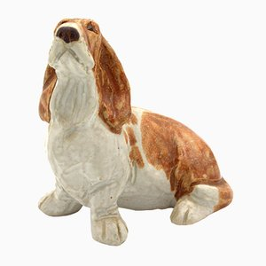 Porcelain Cocker Spaniel by Maria Ericson for Jie Gantofta, 1980s